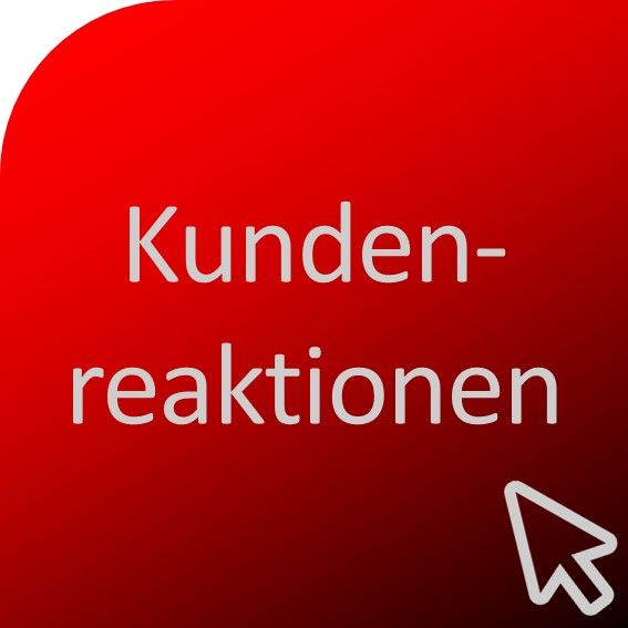 Kontakt zum Kundenreaktionsmanagement